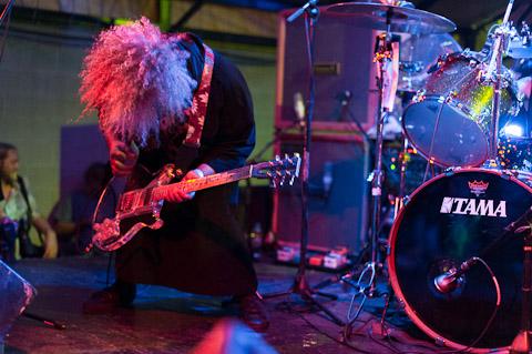 Melvins @ Mohawk - 4/19/2012