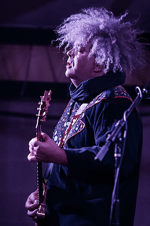 The Melvins @ Mohawk - 10/19/2012