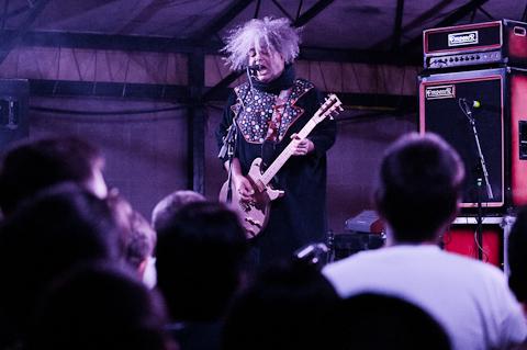 Melvins Lite @ Mohawk - 10/19/2012