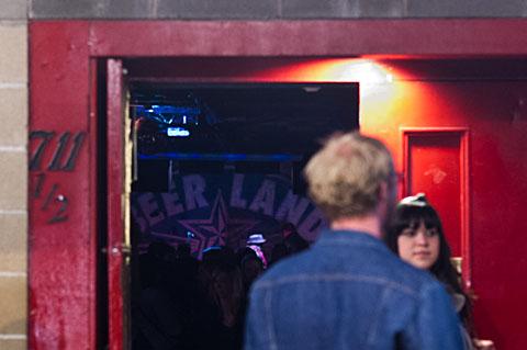 Midnight Magic @ Beauty Bar - 1/28/2012