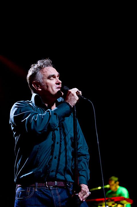 Morrissey at Bass Concert Hall 11/15/2011