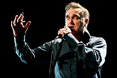 Morrissey - Bass Concert Hall - Austin - 11/15/2011