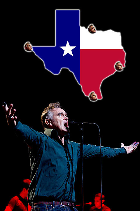 Morrissey contemplates Texas