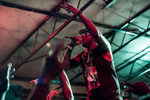 Mr. Muthafuckin' eXquire @ Mohawk - 6/23/2012