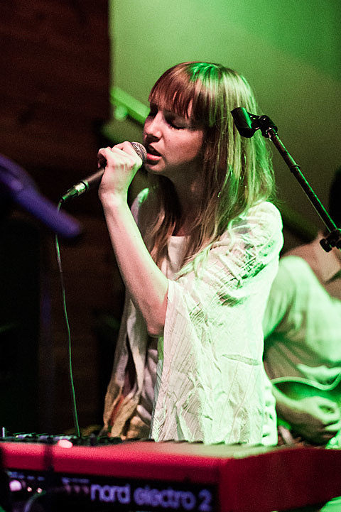 Mynabirds @ Mohawk - 7/28/2012