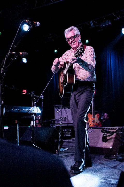 Nick Lowe @ La Zona Rosa - 5/8/2012
