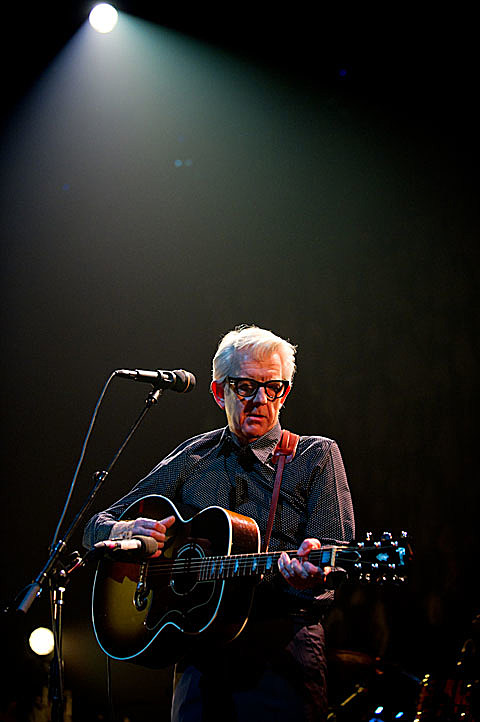 Nick Lowe - Moody Theater - Austin - 12/01/2011