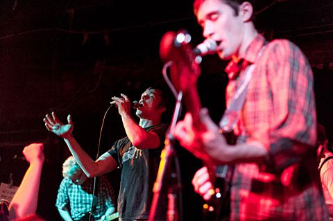 OBN III @ Emo's - 12/28/2011