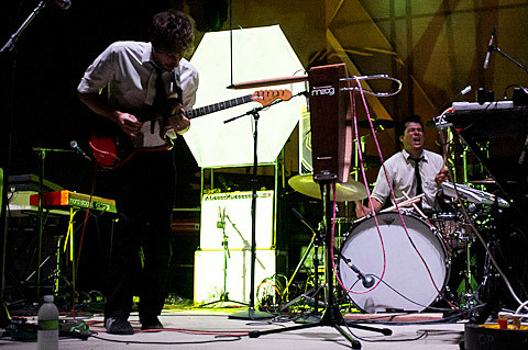 The Octopus Project @ The Backyard - 9/15/2012