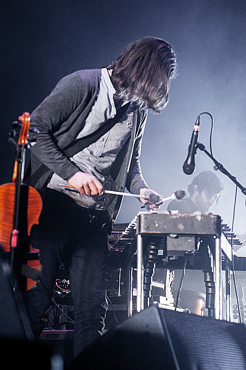Other Lives @ Frank Erwin Center on 3/7/2012