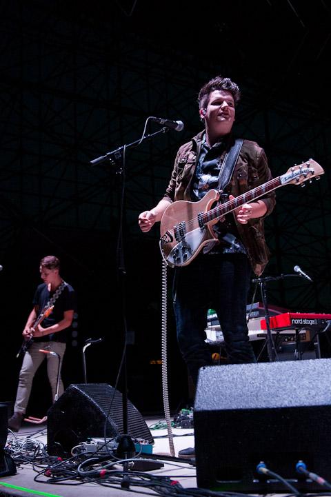 Pacific Air @ The Backyard - 9/15/2012