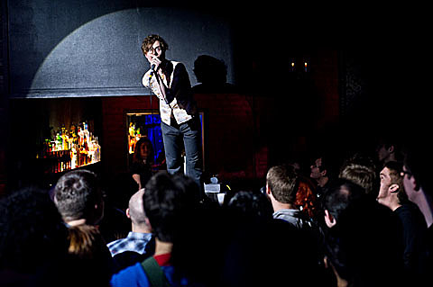 Parenthetical Girls @ The Parish - 2/18/2012