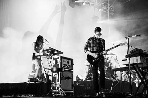 Passion Pit @ The Backyard - 9/15/2012