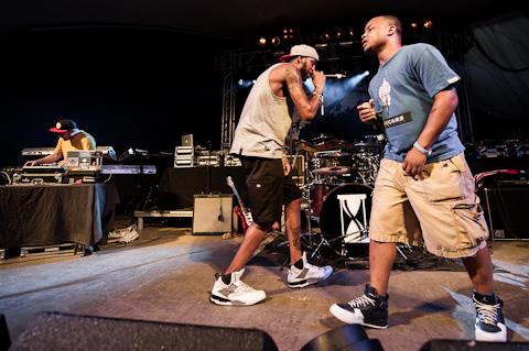 Phranchyze @ Stubb's - 6/7/2012