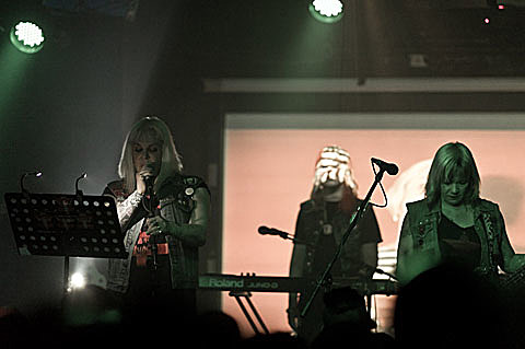 Psychic TV @ Elysium - 12/09/2011