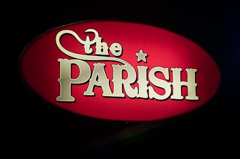 PVT @ The Parish - 10/3/2012