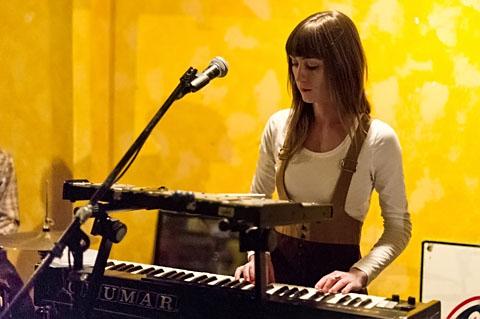 Quin Galavis @ Club 1808 - 1/13/2012