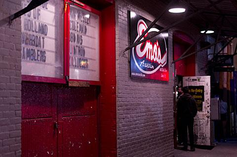 Quintron @ Emo's - 12/29/2011