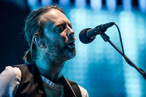 Radiohead @ Frank Erwin - 3/7/2012