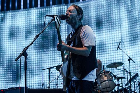 Radiohead @ Frank Erwin Center on 3/7/2012