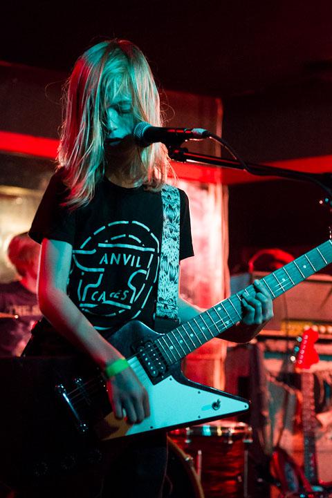 Residual Kid @ Frontier Bar - 8/18/2012