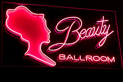Rickey Jean Francois @ Beauty Ballroom - 1/27