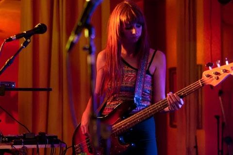 Ringo Deathstarr @ Beauty Bar - 1/7/2012
