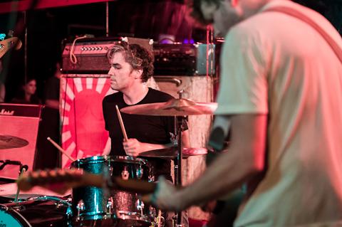 Ringo Deathstarr @ Frontier Bar - 8/18/2012
