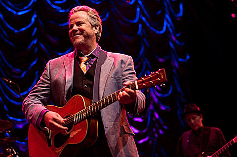 Robert Earl Keen @ The Moody Theater - 12/17/2011