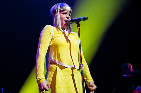 Robyn @ The Moody Theater - 6/21/2012