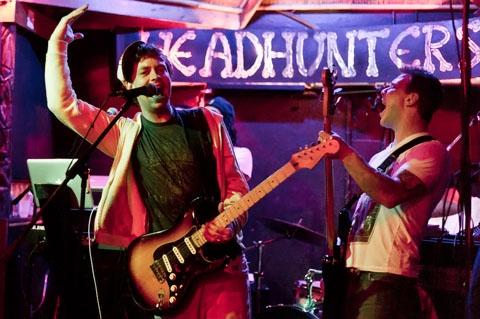 Rook @ Headhunters - 1/8/2012