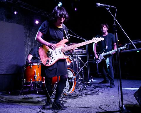 Screaming Females @ La Zona Rosa - 10/10/2012