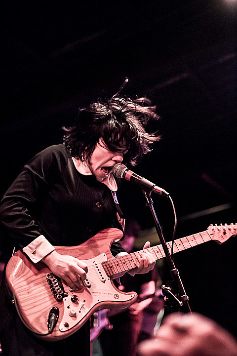 Screaming Females @ Red 7 - 5/4/2012