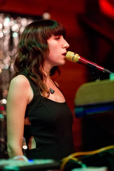 Silent Diane @ Mohawk - 1/6/2012