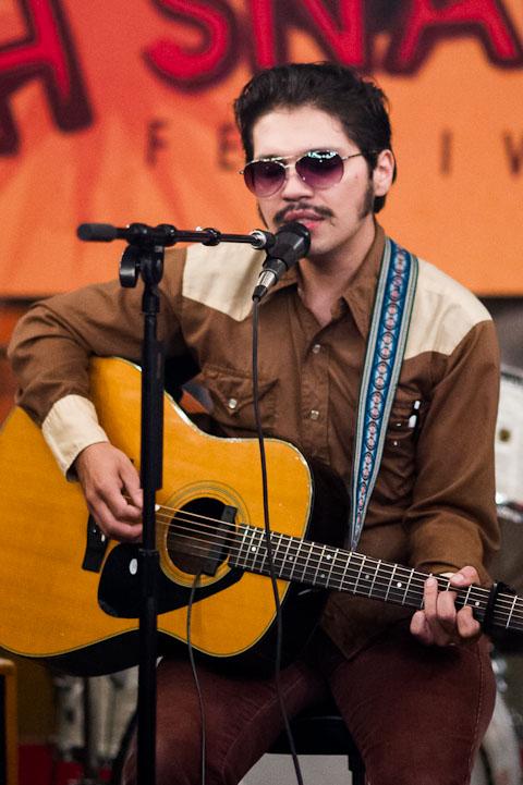 Dana Falconberry Played Frontier Bar Releasing Album