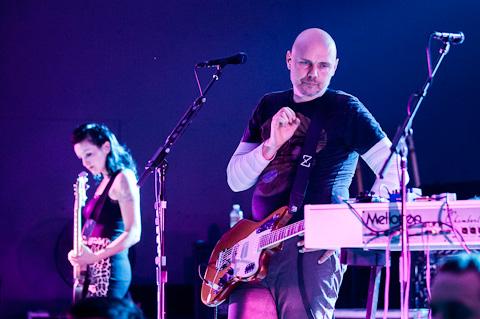 Smashing Pumpkins @ Stubb's - 9/27/2012
