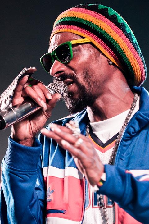Snoop Dogg @ Stubb's - 6/7/2012