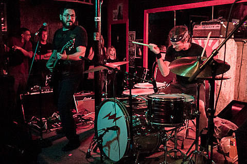 Spiritual Wives @ Frontier Bar - 8/18/2012