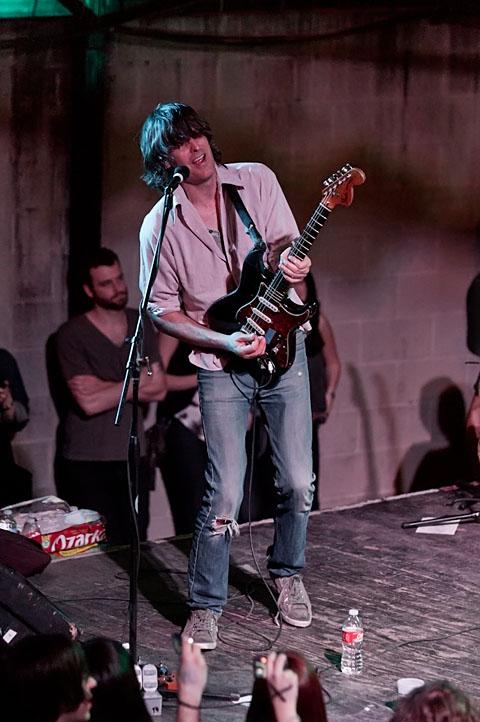 Stephen Malkmus & The Jicks @ Mohawk - 2/22/2012