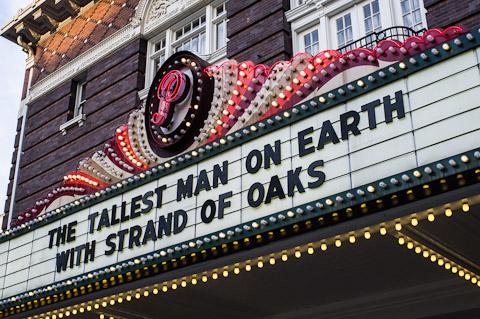 Strand of Oaks @ The Paramount - 8/28/2012