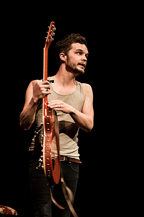 The Tallest Man On Earth @ The Paramount - 8/28/2012