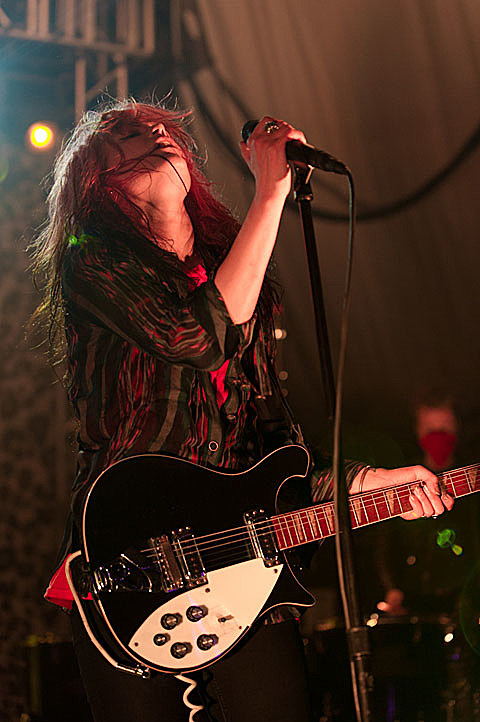 The Kills @ Stubb's - 1/25/2012