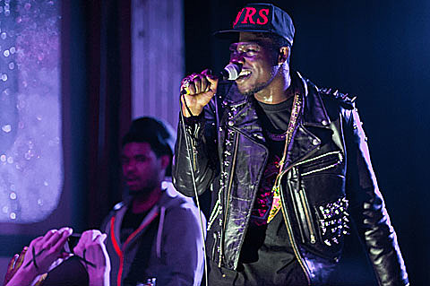 Theophilus London @ Beauty Ballroom - 1/27
