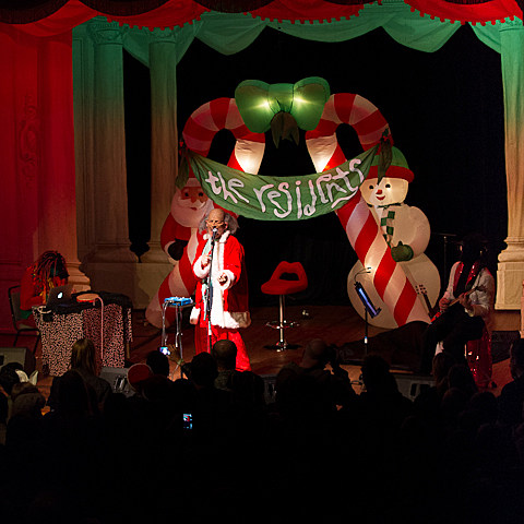 The Residents @ Scottish Rite - 1/31/2013