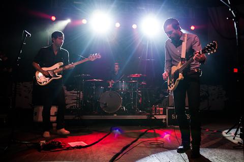The Shins @ Stubb's - 10/12/2012