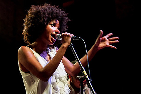 The Tontons @ Stubb's - 6/15/2012