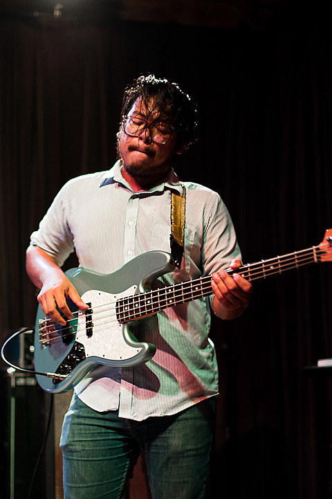 The TonTons @ Stubb's - 8/30/2012