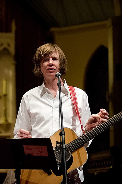 Thurston Moore @ St. David's Church - 2/11/2012