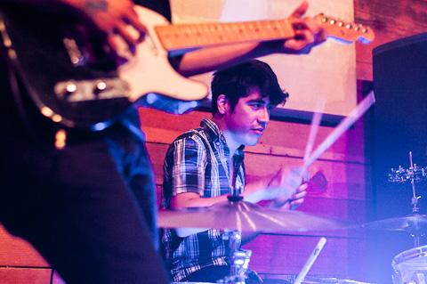 The Tontons @ Mohawk - 4/23/2012