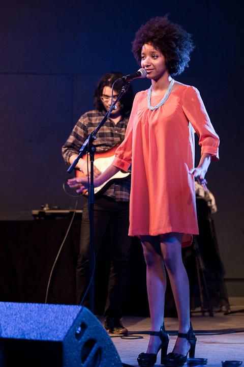The Ton Tons @ Stubb's on 3/10/2012
